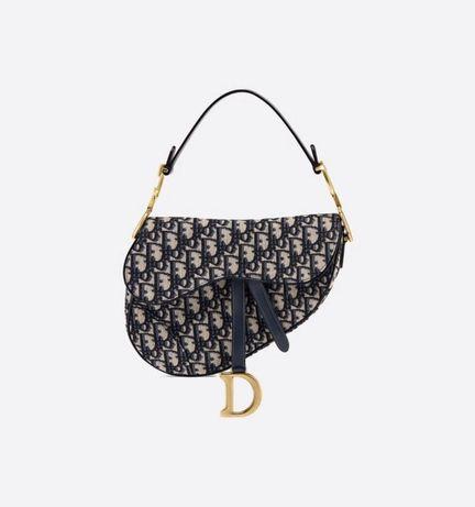 Torebka Dior Saddle Bag