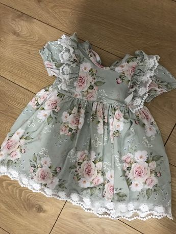 Sukienkna makba jak newbie rozmiar 86