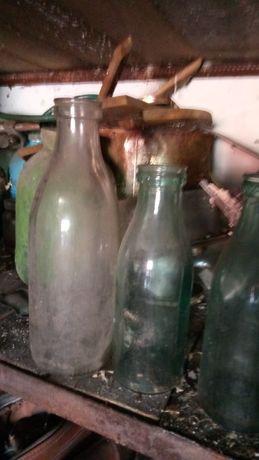 Молочная бутылка СССР
