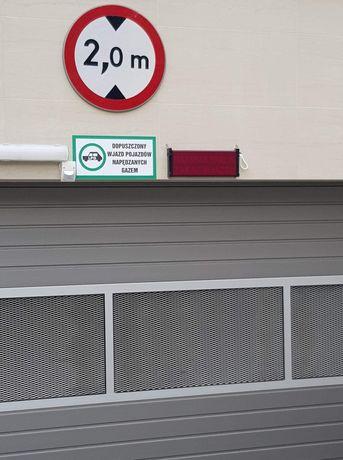 Wynajmę miejsce parkingowe w garażu podziemnym .Duże 17m2.