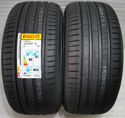 255/35R20 Pirelli P Zero 97Y XL