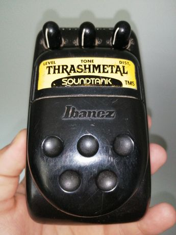 Efekt gitarowy Thrash metal firmy Ibanez