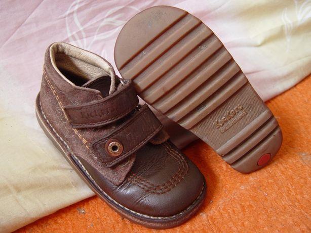 Ботинки Clarks Timberland Париж кожа. 23 27 28 30 31р. Туфли в школу