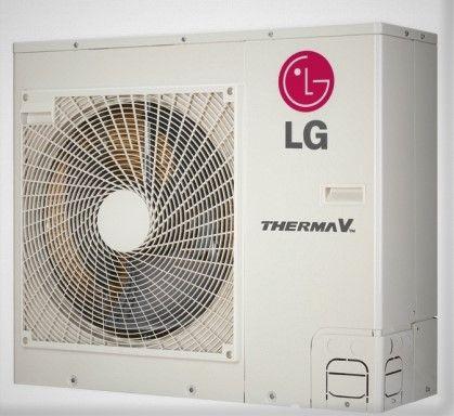 Pompa ciepła LG R-32 , 9kW z montażem