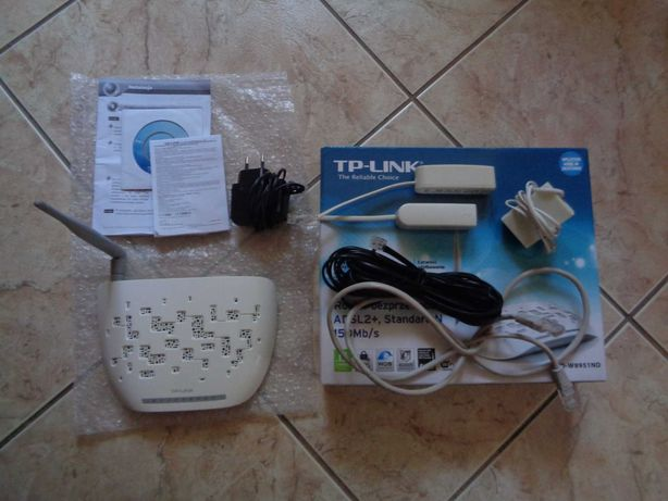 Router TP-LINK TD-W8951ND