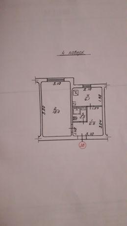 Продам однокімнатну квартиру у смт.Добротвір