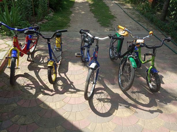 Велосипеди дитячі з Німеччини.