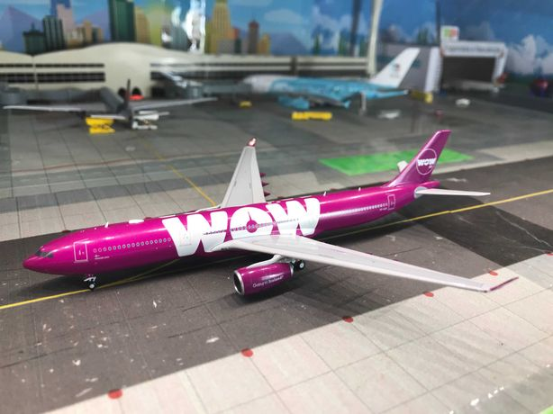 Airbus A330 1/400 WOW