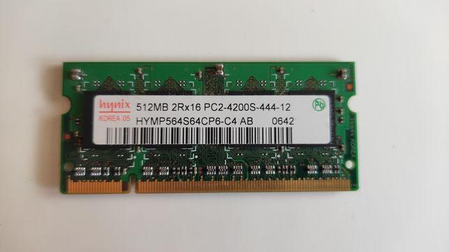 Pamięć RAM DDR2 512MB