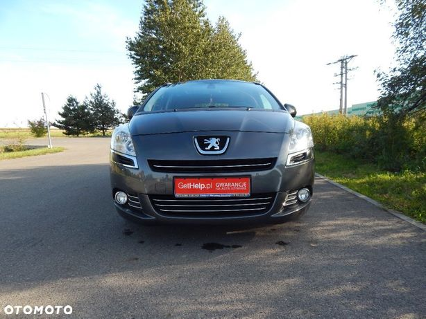 Peugeot 5008 2.0 150KM 7 os Navi Panorama HUD UP tv zagłówki