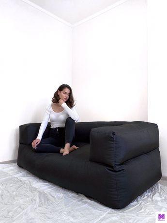 Диван, бескаркасная мебель, кресло, пуф, груша, мешок