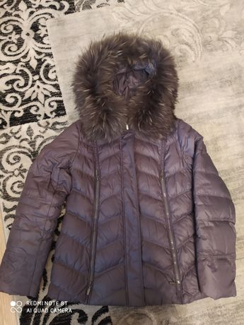 Зимова куртка пуховик !