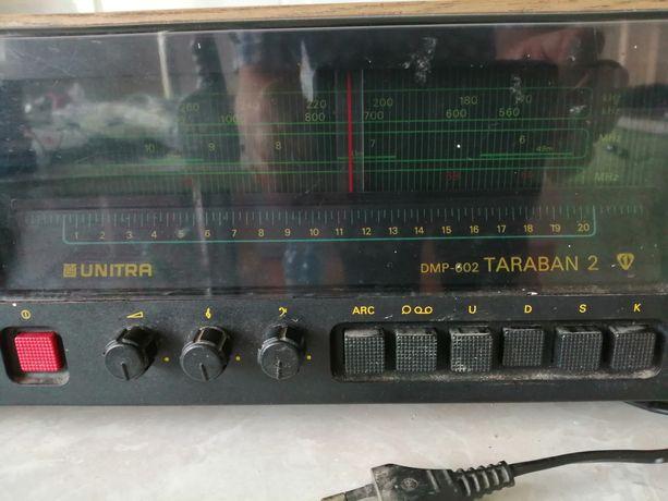 TARABAN 2 radio Unitra DMP-602