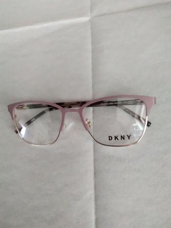 Nowe okulary DKNY