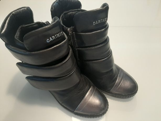 Sneakersy buty CARINII