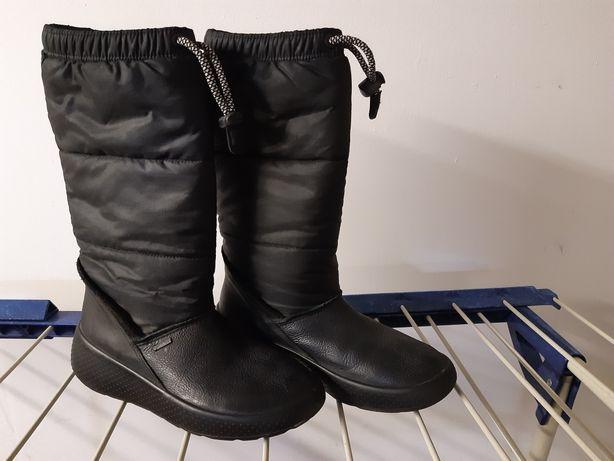 Buty zimowe firmy Ecco Ukiuk roz. 33 j. nowe