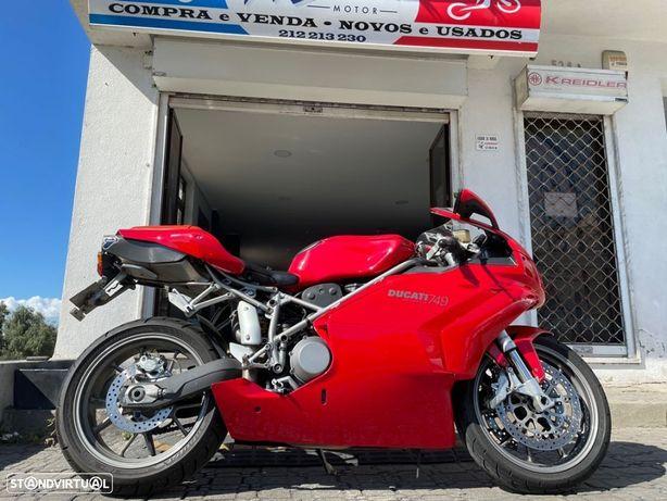 Ducati 749