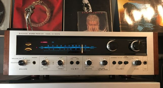 Pioneer SX-1500TD receiver stereo