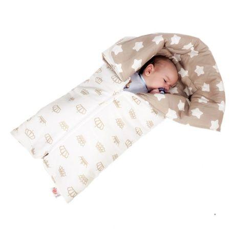 НОВЫЕ! конверт-одеяло для новорожденных Farla Cute Королевский.