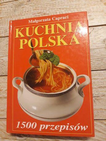 Kuchnia polska. Małgorzata Caprari