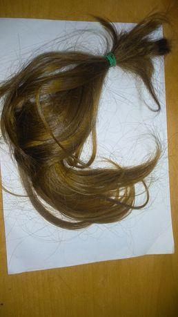 Продам детские натуральные волосы