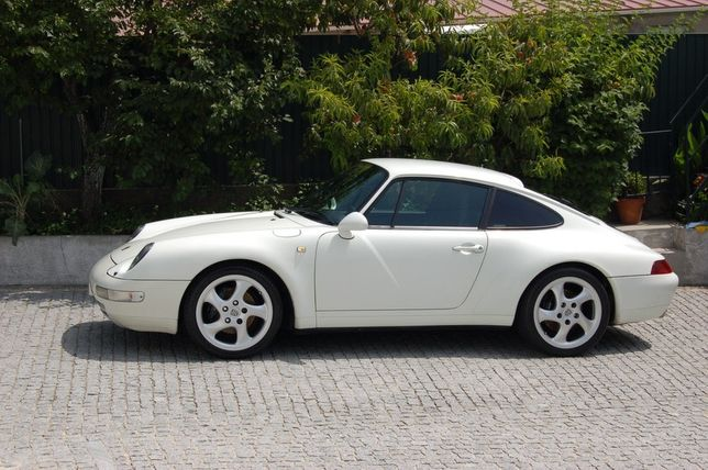Porsche 993 Carrera 2 Coupe