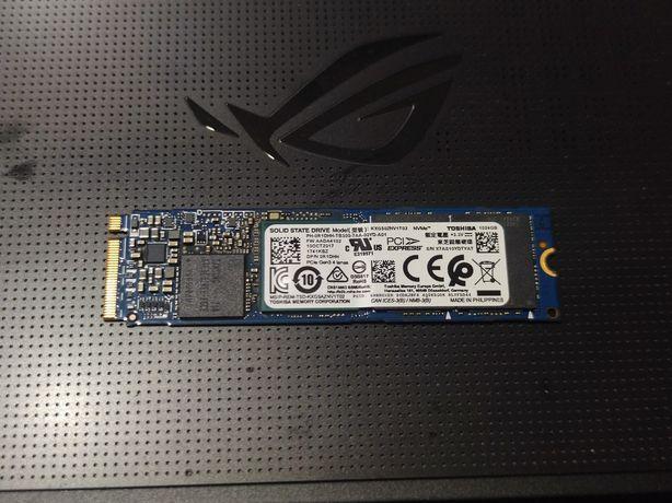 SSD 1024GB NVMe Toshiba XG5 1TB M.2 2280 PCIe 3.1 x4 TLC