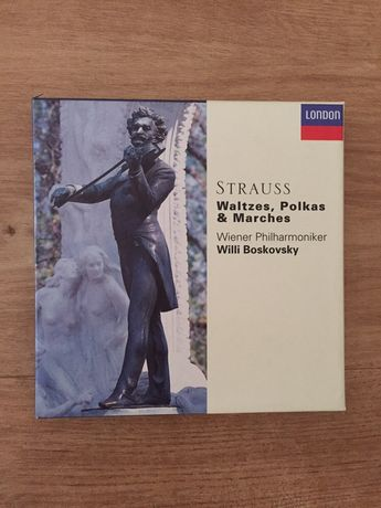 Conjunto 6 CDS Strauss