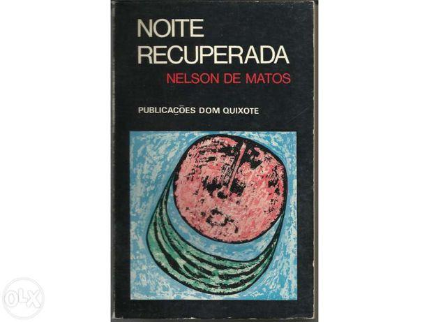 Nelson de Matos - Noite Recuperada (novela 1966)