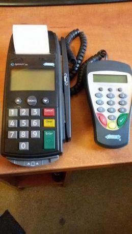 Terminal do Kart płatniczych Optimum T2100.Zadbany