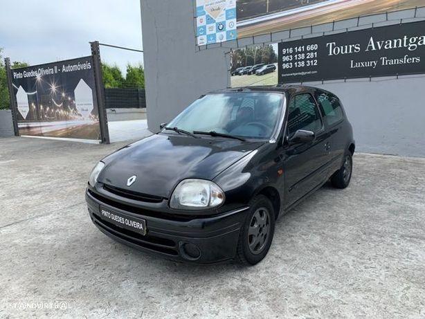 Renault Clio Van 1.9D