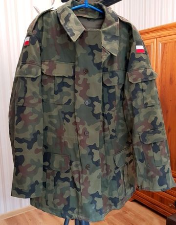 Kurtka wojskowa Bechatka 130 MON PL roz. 87/110