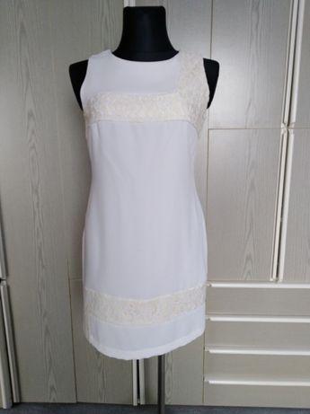 Sukienka wizytowa 44 (XL) - nowa, wesele, komunia