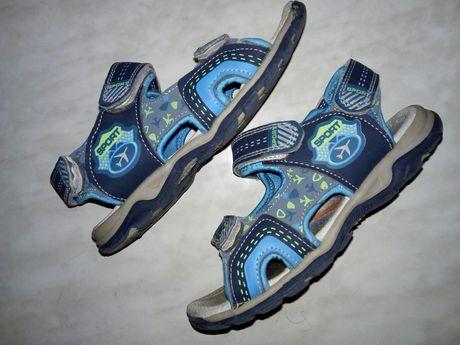 Босоножки-сандали на мальчика 30 р -20 см длина стельки