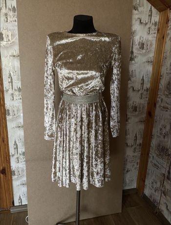 Платье(одето один раз)