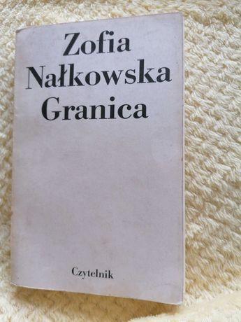 Granicą Zofia Nałkowska
