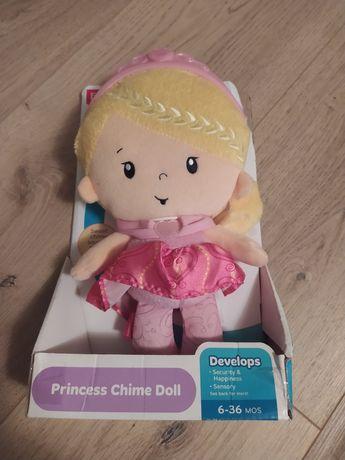 Pierwsza lalka dzwoneczek Fisher Price Princess Chime Doll
