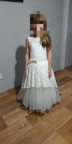 Продам детское платье для выпускного или свадьбы