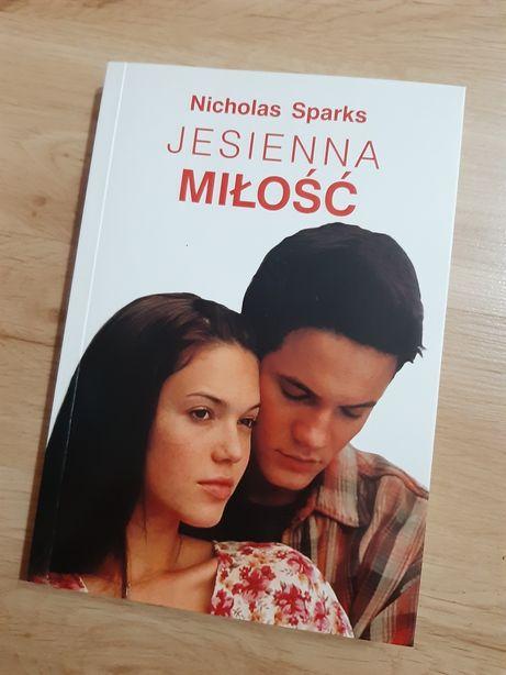 Nicholas Sparks Jesienna miłość