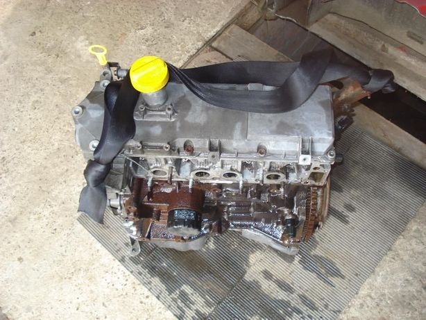 Двигатель бензин (1,4 MPI 8V) K7JA710, Dacia Logan 05-08 (Дачя Логан)