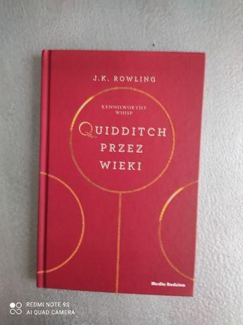Quidditch przez wieki z cyklu Harry Potter