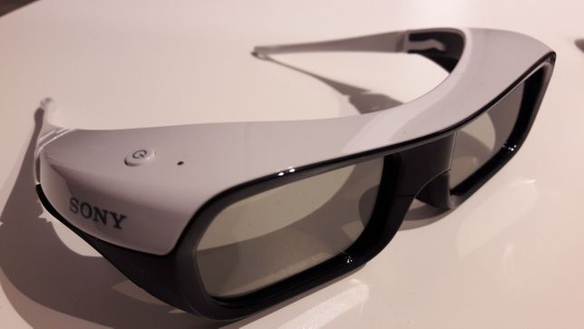 2 PARY! Okulary 3D SONY TGD-BR200