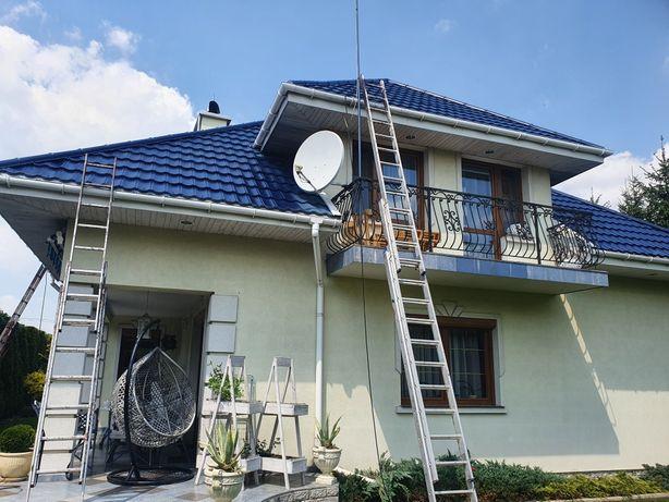 Malowanie Dachów i Elewacji