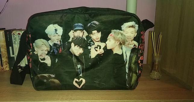 duża torba BTS Army