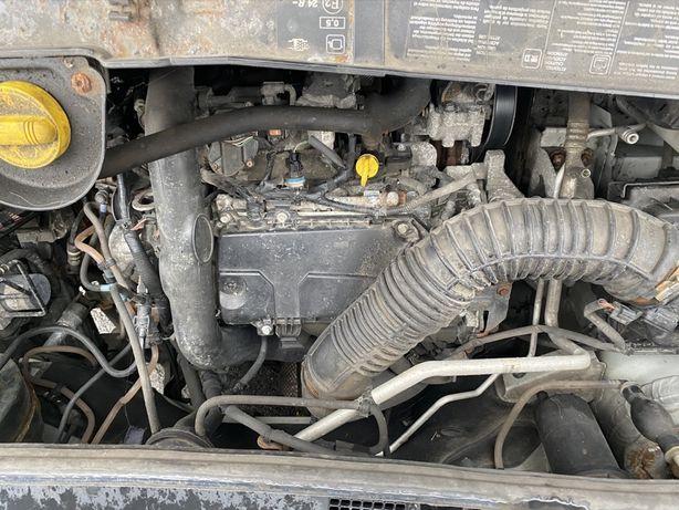 Мотор Двигун 2.3 Renault Master Opel Movano Мастер Мовано Запчастини