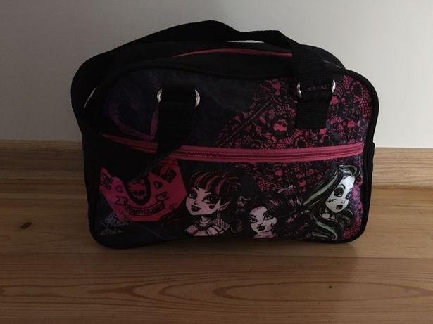 Torebka torba dziewczęca Monster High
