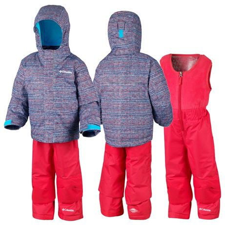 Columbia buga set комбинезон 3т XS