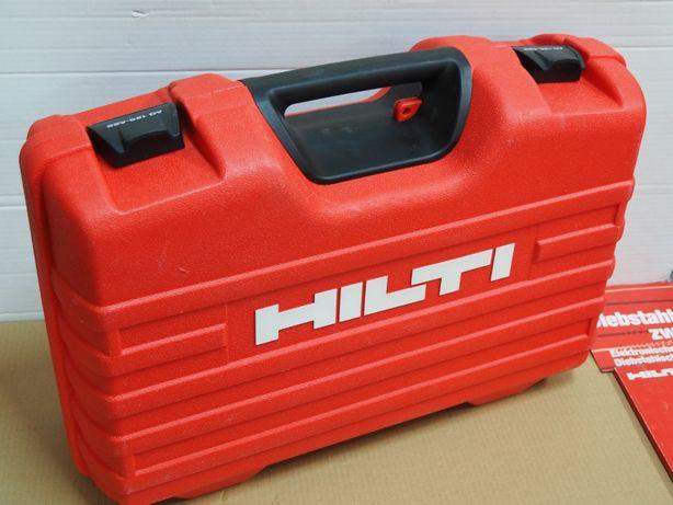 HILTI AG 125-A22 walizka do szlifierka kątowa 22v skrzynka skrzynia