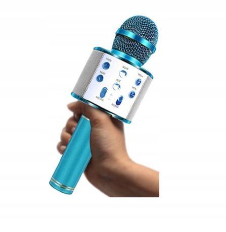 mikrofon BEZPRZEWODOWY karaoke - BLUETOOTH głośnik