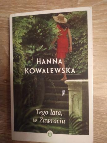 """Tego lata w Zawierciu"""" Hanna Kowalewska"""